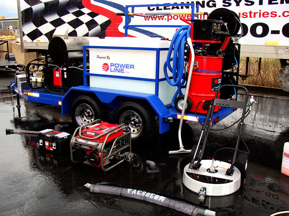 Pressure Wash Trailers for Sale - Pressure Wash Trailers